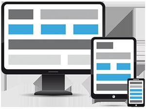 אתרים מבוססי עיצוב מגיב/גמיש